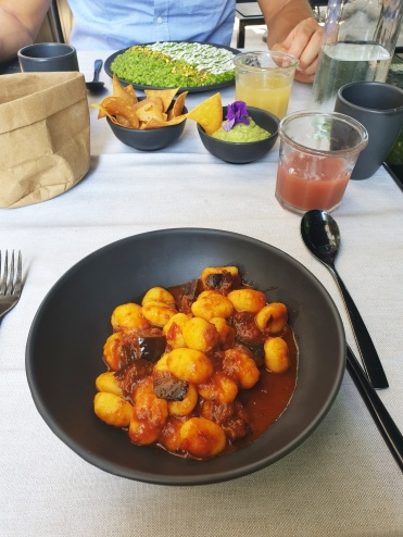 Vegan Gnocchi, Ravioli and Guacamole